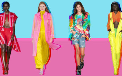 El Arte del Color Blocking